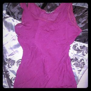 victoria secret sheer maroon thong Bodysuit